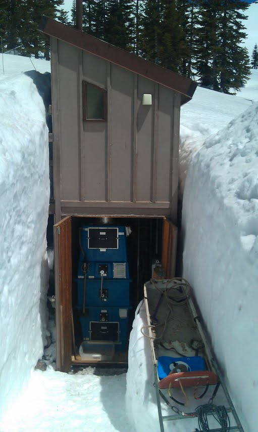Alpine Snow Load Phoenix Composting Toilets